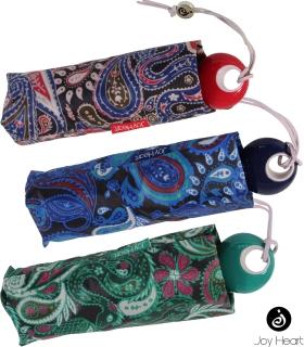 Mini Taschenschirm Damen Joy Heart klein und leicht - Paisley