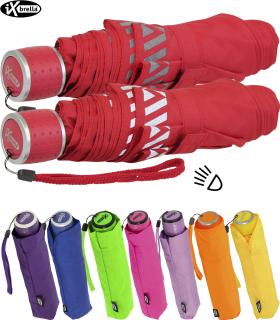 iX-brella Mini Kinderschirm Safety Reflex extra leicht