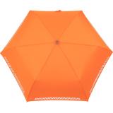 iX-brella Mini Kinderschirm Safety Reflex extra leicht - neon orange