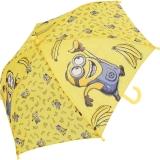 Kinderschirm kleiner Kindergarten Stockschirm Regenschirm Minions