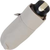Doppler Mini XS Damen Taschenschirm klein und leicht - taupe