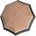 Knirps Regenschirm Automatik - Minimatic SL sturmsicher - Border toffee