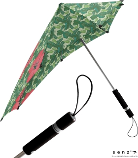 senz original Stockschirm - stabil und sturmfest - forest canopy