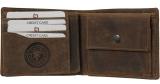 LandLeder Scheintasche BULL & SNAKE mit RFID Schutz