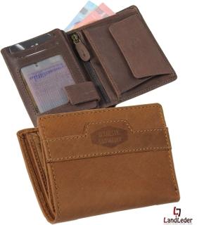 LandLeder 2 tlg Kombibörse PINCH OF WAX RFID Schutz