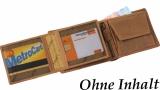 LandLeder 2 tlg Scheinbörse PINCH OF WAX RFID Schutz - natur