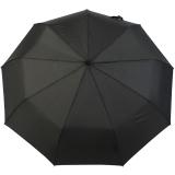 Cachemir Regenschirm Taschenschirm Automatik Rundhakengriff Carbon Optik schwarz