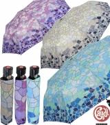 Gaudi Regenschirm Automatik Taschenschirm stabil sturmsicher mini Mosaik