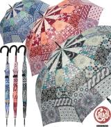 Gaudi Regenschirm Automatik Stockschirm Damen groß...