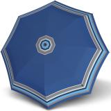 Knirps Taschenschirm T.200 Duomatic - stabil und sturmfest - Grace - blue