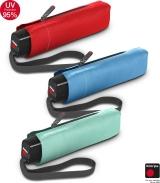 Knirps Super-Mini-Taschenschirm Slim TS.010 - klein und...