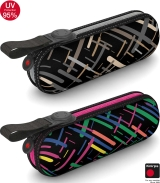 Knirps X1 Super-Mini-Taschenschirm im Etui - UV...