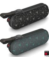 Knirps X1 Super-Mini-Taschenschirm im Etui - Lotus