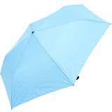 Doppler zero,99 extrem leichter Mini Damen Taschenschirm - aqua blue