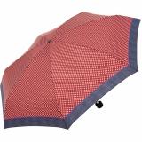 Doppler Super-Mini-Taschenschirm - klein und leicht - Lifestyle - rot