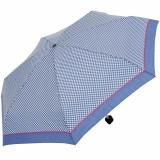 Doppler Super-Mini-Taschenschirm - klein und leicht - Lifestyle - blau