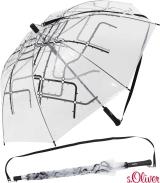 s.Oliver Shoulder - Umhängeschirm durchsichtig...