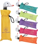 Cachemir Solid Rain Colors Mini Taschenschirm mit...