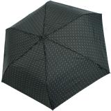 Knirps Taschenschirm BLADE men´s prints schwarz - pattern