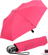 Knirps Regenschirm Taschenschirm Large Solid margherita...