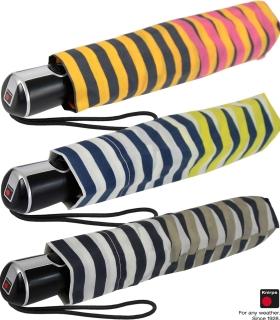Knirps Regenschirm Taschenschirm Large Duomatic Viper mit UV-Schutz