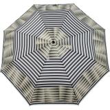 Knirps Regenschirm Taschenschirm Large Duomatic Viper mit UV-Schutz - creme
