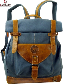 LandLeder Roll-Rucksack Postbag SAILCLOTH