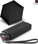 Knirps mini Taschenschirm Travel - black