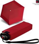 Knirps mini Taschenschirm Travel - red