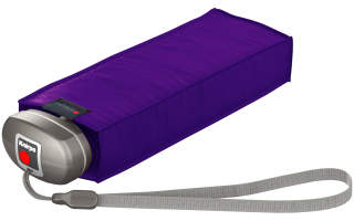 Knirps mini Taschenschirm Travel - royal purple