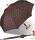 Stützschirm mit Fritzgriff aus Holz mit Automatik stabil windfest - elegance