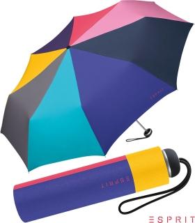 Esprit Taschenschirm Mini Alu Light Herbst 2018 - multicolor