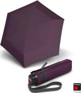 Knirps Super-Mini-Taschenschirm Slim TS.010 - klein und leicht - Solids - purple