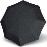 Knirps Taschenschirm T.200 Duomatic - stabil und sturmfest - Frank - grey