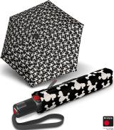Knirps Taschenschirm TS.200 Slim Duomatic - leicht,...