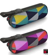 Knirps X1 Super-Mini-Taschenschirm im Etui - Madonna