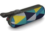 Knirps X1 Super-Mini-Taschenschirm im Etui - Madonna - lake