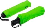 iX-brella 16-teiliger Taschenschirm mit Handöffner - grün