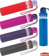 Scout Kinderschirm Mini Taschenschirm Basic mit...
