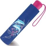 Scout Kinder-Taschenschirm mit reflektierenden Streifen Florida