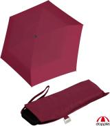 Doppler Damen Taschenschirm Mini Carbonsteel Slim Uni -...