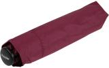 Doppler zero,99 extrem leichter Mini Damen Taschenschirm - royal berry