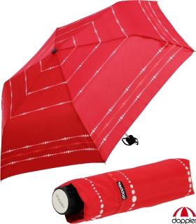 Doppler Mini Taschenschirm Havanna Sydney - red