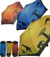 Regenschirm Super Mini Taschenschirm Fantasie