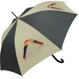 Regenschirm Stockschirm Love Bird