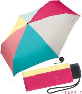 Esprit Super Mini Taschenschirm Petito FJ 2019 - multicolor